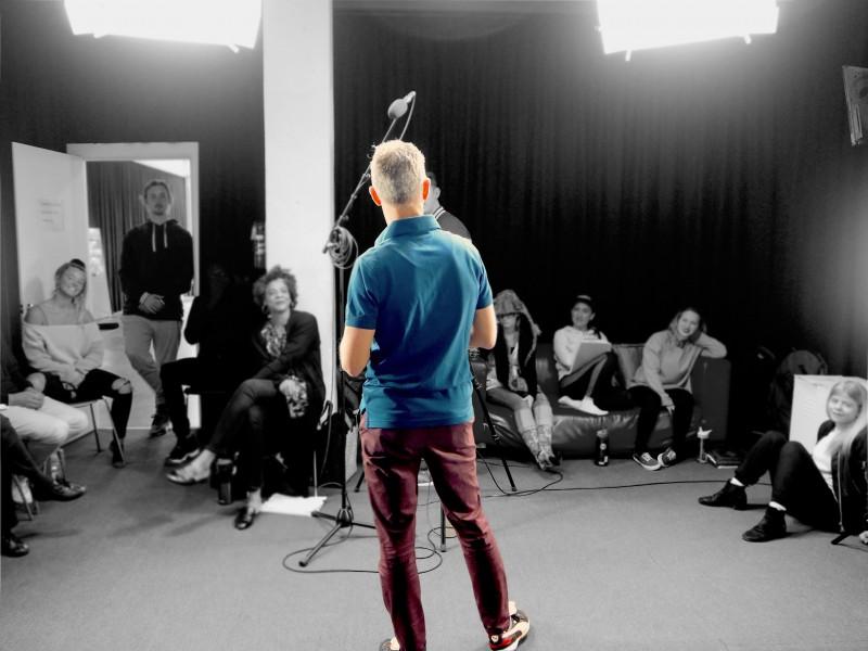 beginner acting course